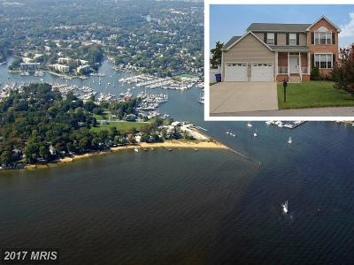 Annapolis Single Family Home For Sale: 7456 King James Landing Road