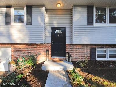 Annapolis Single Family Home For Sale: 1177 Southview Drive