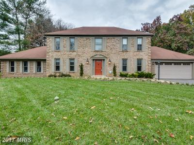 Davidsonville Single Family Home For Sale: 1105 Rutlandview Drive