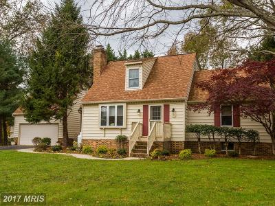 Edgewater MD Single Family Home For Sale: $515,000