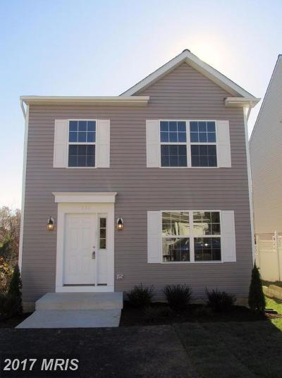 Anne Arundel Single Family Home For Sale: 715 Matthews Avenue