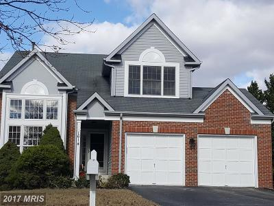 Anne Arundel Single Family Home For Sale: 1614 Sage Brush Court