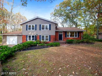 Anne Arundel Single Family Home For Sale: 397 Dutch Ship Road