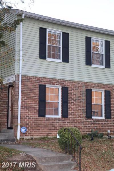 Anne Arundel Rental For Rent: 1820 Oriole Court