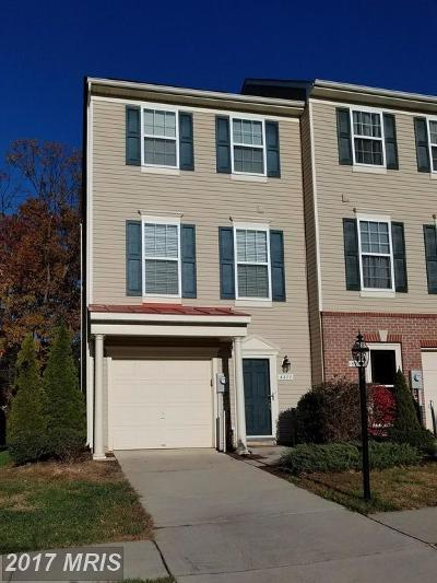 Anne Arundel Rental For Rent: 6877 Archibald Drive