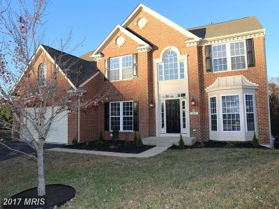 Anne Arundel Single Family Home For Sale: 7616 Foxtrail Court