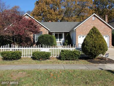 Anne Arundel Single Family Home For Sale: 904 Merriweather Way