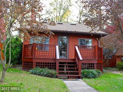 Crownsville Single Family Home For Sale: 375 Walnut Trail