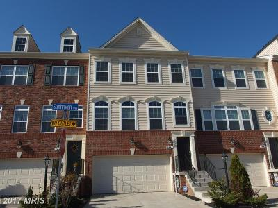 Anne Arundel Townhouse For Sale: 7844 Sunhaven Way