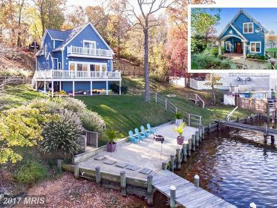 Anne Arundel Single Family Home For Sale: 874 Nabbs Creek Road
