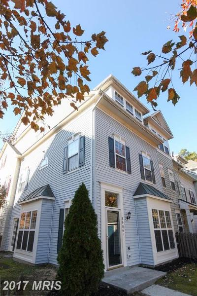 Anne Arundel Single Family Home For Sale: 8606 Provance Place