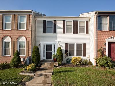Anne Arundel Townhouse For Sale: 2250 Canteen Circle