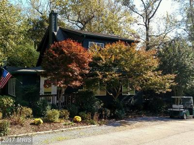 Annapolis MD Single Family Home For Sale: $849,500