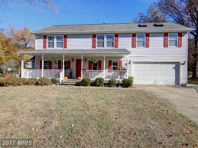 Anne Arundel Single Family Home For Sale: 702 Old Stage Road