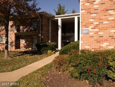 Annapolis Condo For Sale: 205 Victor Parkway #C