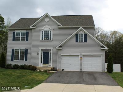 Glen Burnie Single Family Home For Sale: 8005 Safe Harbor Court