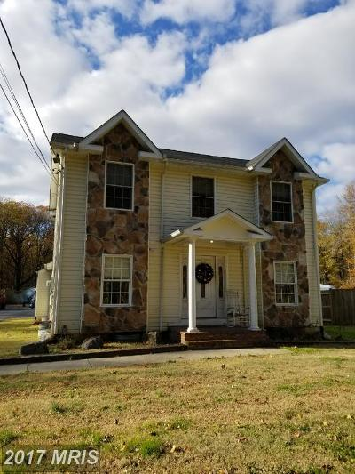 Annapolis Single Family Home For Sale: 1412 Log Inn Road