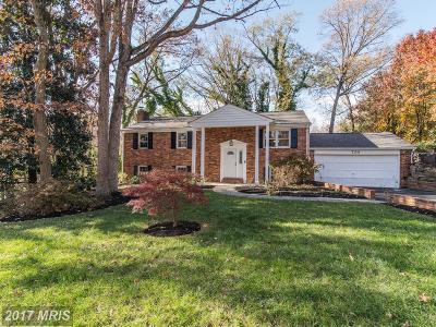 Severna Park Single Family Home For Sale: 730 Faircastle Avenue