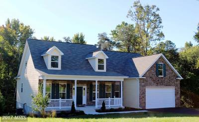 Severna Park Single Family Home For Sale: 538 St. Martins Lane