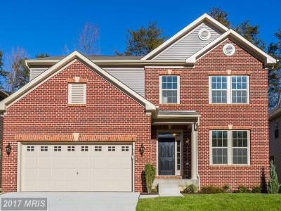Glen Burnie Single Family Home For Sale: 7617 Holly Ridge Drive