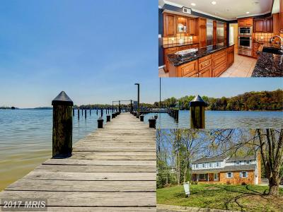 Severna Park Single Family Home For Sale: 496 Lymington Road