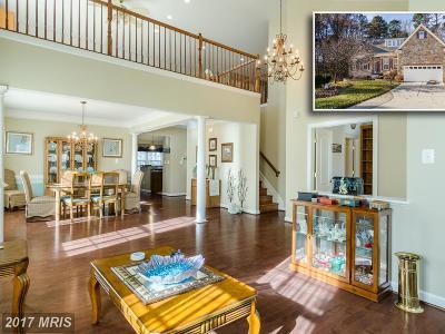 Glen Burnie Single Family Home For Sale: 802 Windjammer Road