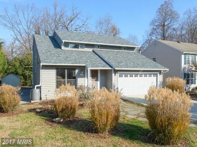 Davidsonville, Riva Single Family Home For Sale: 504 Southview Drive