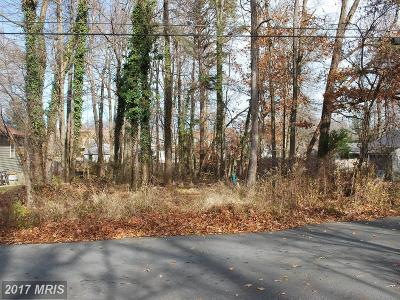 Annapolis Residential Lots & Land For Sale: Edgewood Road