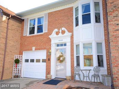 Annapolis Condo For Sale: 1008 Sextant Court