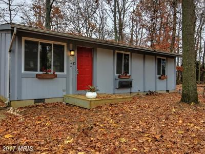 Annapolis Single Family Home For Sale: 1400 Ellis Road