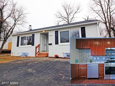 Linthicum Single Family Home For Sale: 6869 Baltimore Annapolis Boulevard