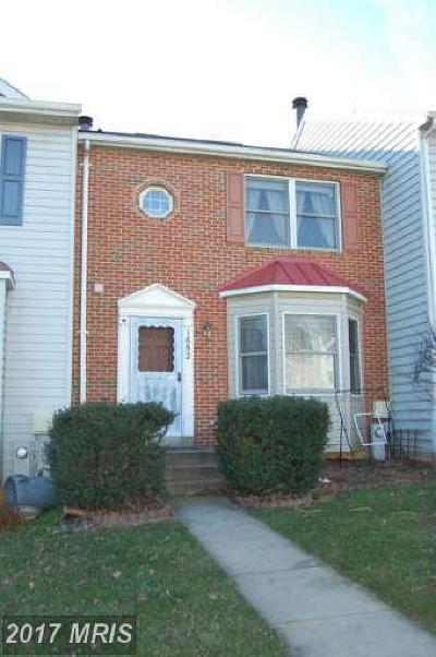 Annapolis Rental For Rent: 1652 Elkwood Court