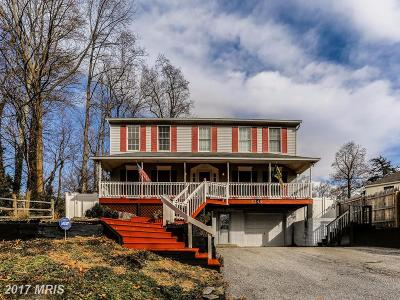 Edgewater MD Single Family Home For Sale: $449,900