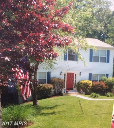 Annapolis Single Family Home For Sale: 511 Beach Drive