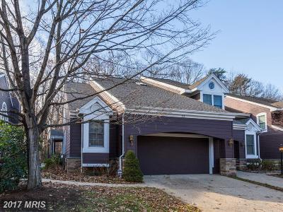 Annapolis Townhouse For Sale: 111 Summer Village Drive