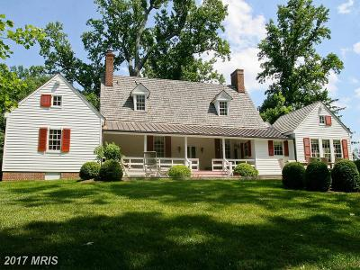Farm For Sale: 5238 Old Sudley Road