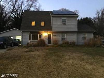 Arnold MD Single Family Home For Sale: $325,000