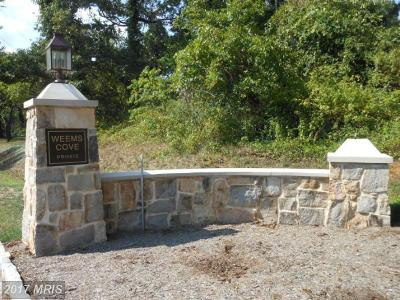 annapolis Residential Lots & Land For Sale: Rogers Heights Road