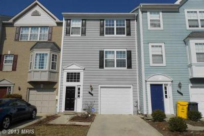 Odenton MD Condo/Townhouse Sold: $249,990