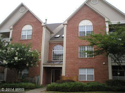Condo/Townhouse Sold: 615 Admiral Drive #306