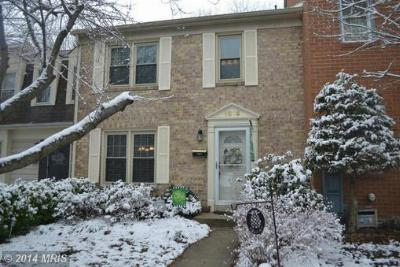 Condo/Townhouse Sold: 1816 Lang Drive