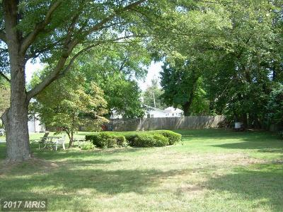 Annapolis Residential Lots & Land For Sale: 17 Carver Street