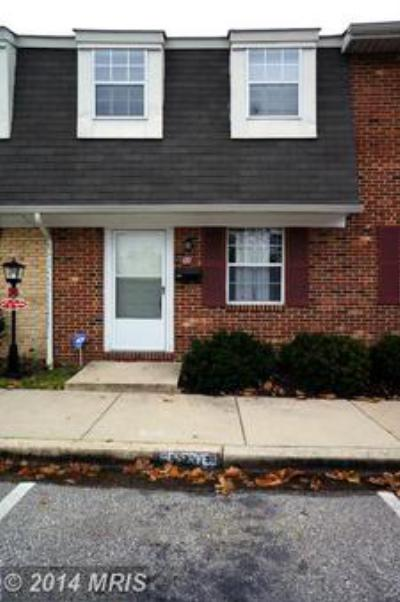 Rental Sold: 137 Merryman Court #19