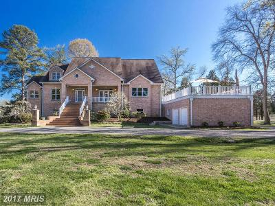 Churchton Single Family Home For Sale: 1201 Gladstone Avenue
