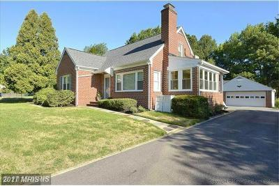 Edgewater Single Family Home For Sale: 1026 Turkey Point Road
