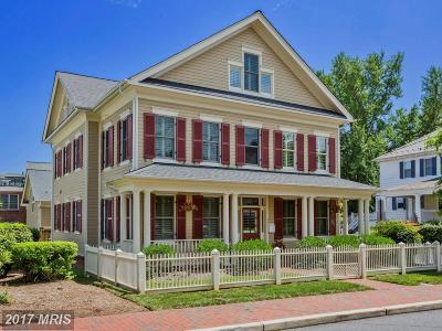 Annapolis Single Family Home For Sale: 46 Franklin Street