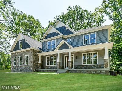 Davidsonville Single Family Home For Sale: Patuxent River Road