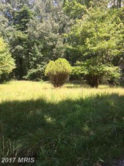 Anne Arundel Residential Lots & Land For Sale: 1424 Haile Parkway