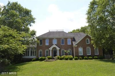 Gambrills Single Family Home For Sale: 1916 Aquinas Drive