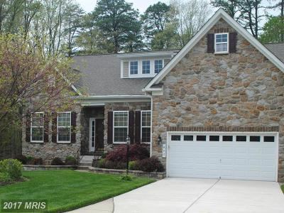 Glen Burnie Single Family Home For Sale: 802 Windjammer Road